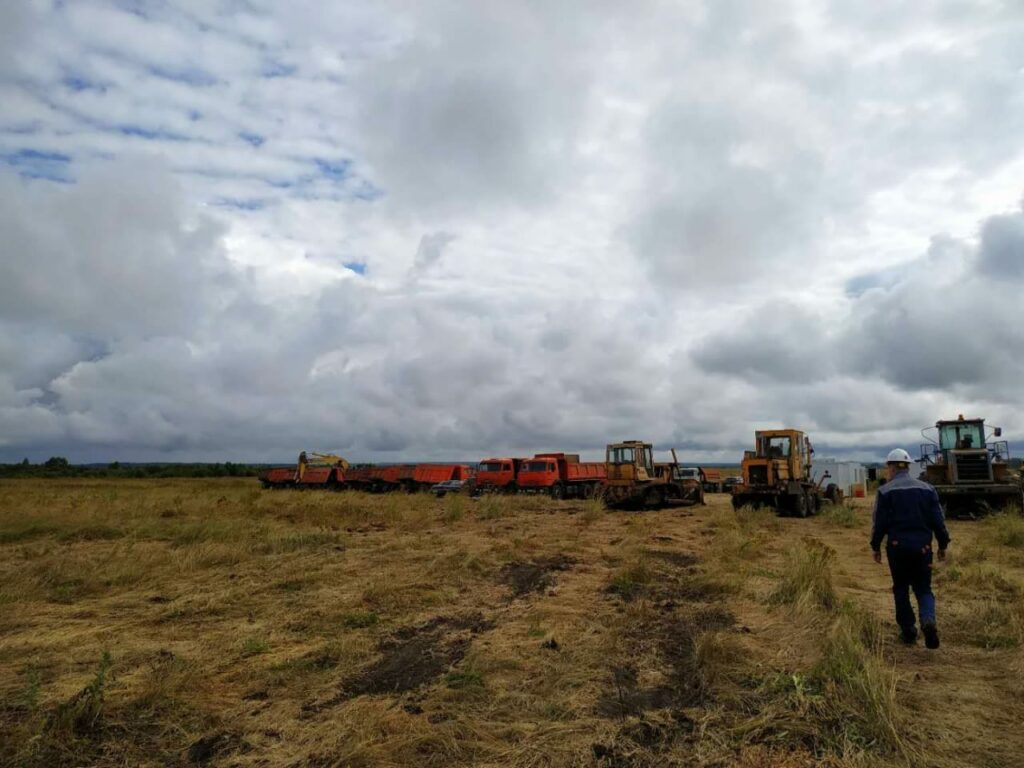 Результат инженерно-экологических изысканий для строительства молочной фермы в Шумерлинском районе 2